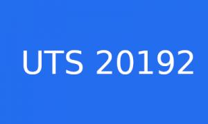 THUMB-UTS-20192